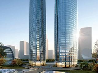 天府国际金融中心·双塔